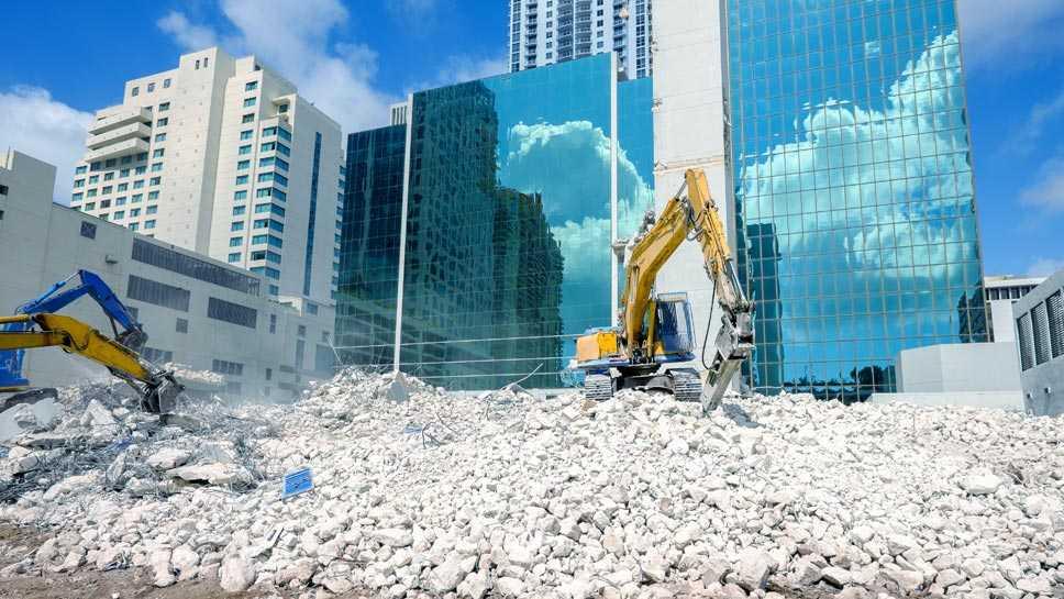 Industria de la construcción