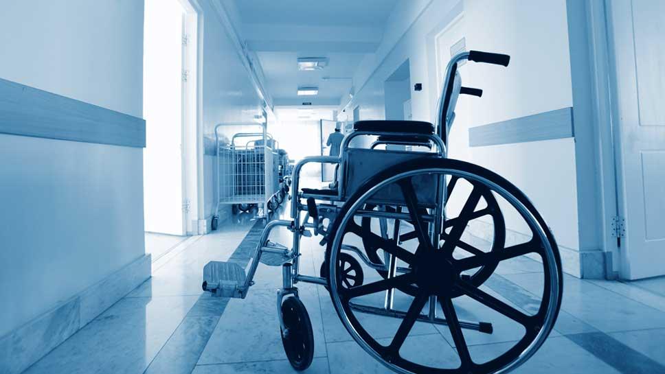 Línea ortopédica y hospitalaria