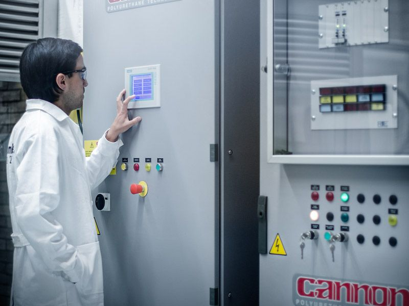 Tecnología en el Centro Tecnológico de Investigación y Desarrollo