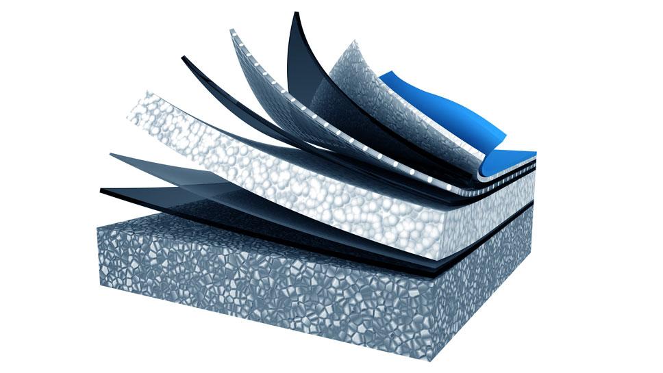 Láminas flexibles de poliuretano