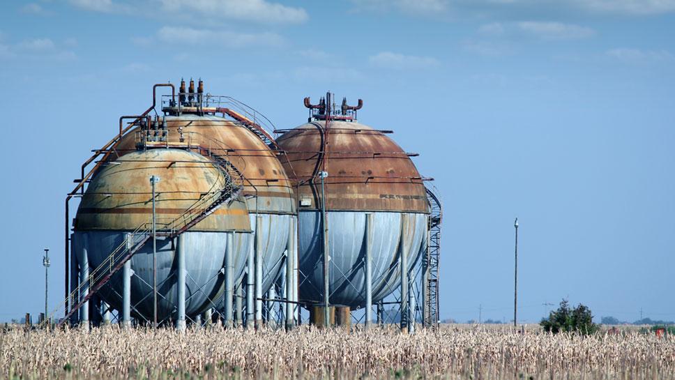 Impermeabilización y aislamiento de tanques