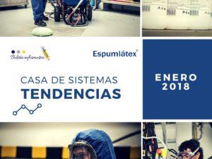 Boletín informativo: Nuevos materiales sostenibles de PU